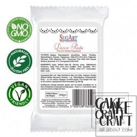 Ζαχαρόπαστα Sugart λευκή 250g