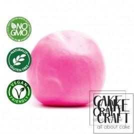 Ζαχαρόπαστα Sugart Ροζ 250g