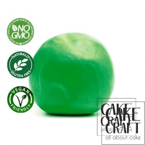 Ζαχαρόπαστα Sugart Πράσινο 250g