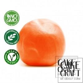 Ζαχαρόπαστα Sugart Πορτοκαλί 250g
