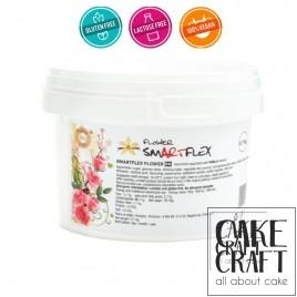 Ζαχαρόπαστα Smartflex Λουλουδιών λευκή 700 g