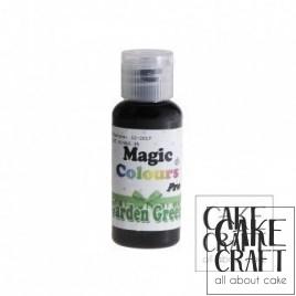 Χρώμα Πάστας της Magic Colours - Πράσινο του Κήπου 32ml (Garden Green)