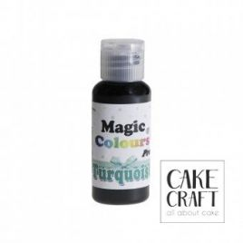 Χρώμα Πάστας της Magic Colours - Τυρκουάζ 32ml (Turquoise)