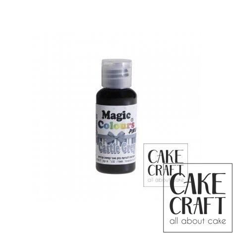 Χρώμα Πάστας της Magic Colours - Γκρι του Κάστρου 32ml (Castle Grey)