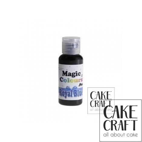 Χρώμα Πάστας της Magic Colours - Βασιλικό Μπλε 32ml (Royal Blue)