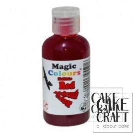 Χρώμα Αερογράφου της Magic Colours - Κόκκινο 55ml