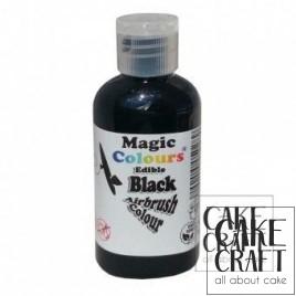 Χρώμα Αερογράφου της Magic Colours - Μαύρο 55ml