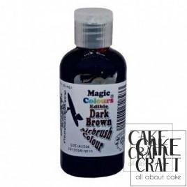 Χρώμα Αερογράφου της Magic Colours - Σκούρο Καφέ 55ml