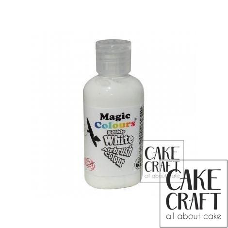 Χρώμα Αερογράφου της Magic Colours - Λευκό 55ml