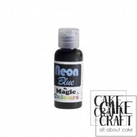 Χρώμα πάστας Neon της Magic Colours - Μπλε 32ml (Neon Blue)