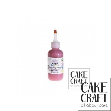 Χρωματιστό Γλάσο έτοιμο προς χρήση - Ροζ 165ml (Pink Icing)
