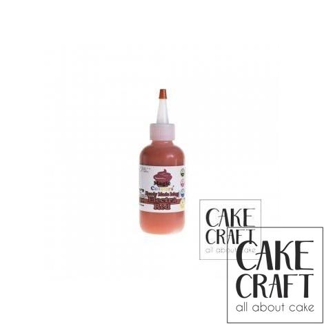 Χρωματιστό Γλάσο έτοιμο προς χρήση - Κόκκινο 165ml (Red Icing)