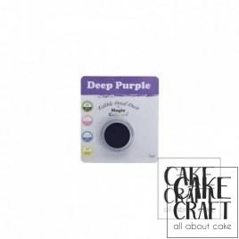 Χρώμα σε σκόνη της Magic Colours - Βαθυ Μωβ 7ml (Deep Purple )