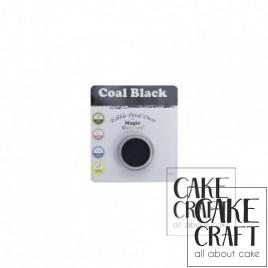 Χρώμα σε σκόνη της Magic Colours - Ανθρακί 7ml (Coal Black)