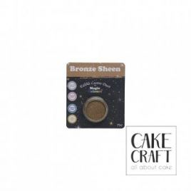 Χρώμα Φινιρίσματος σε σκόνη της Magic Colours - Μπρονζέ 7ml (Bronze)