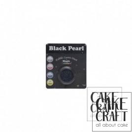 Χρώμα Φινιρίσματος σε σκόνη της Magic Colours - Μαύρο Περλέ 7ml (Black Pearl)