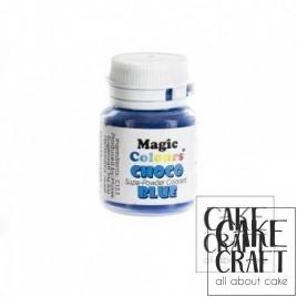 Βρώσιμα Χρώματα Σοκολάτας σε σκόνη της Magic Colours - Μπλε