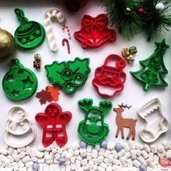 Κουπάτ Χριστουγεννιάτικα