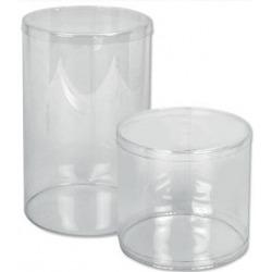 Κουτιά Διάφανα PVC