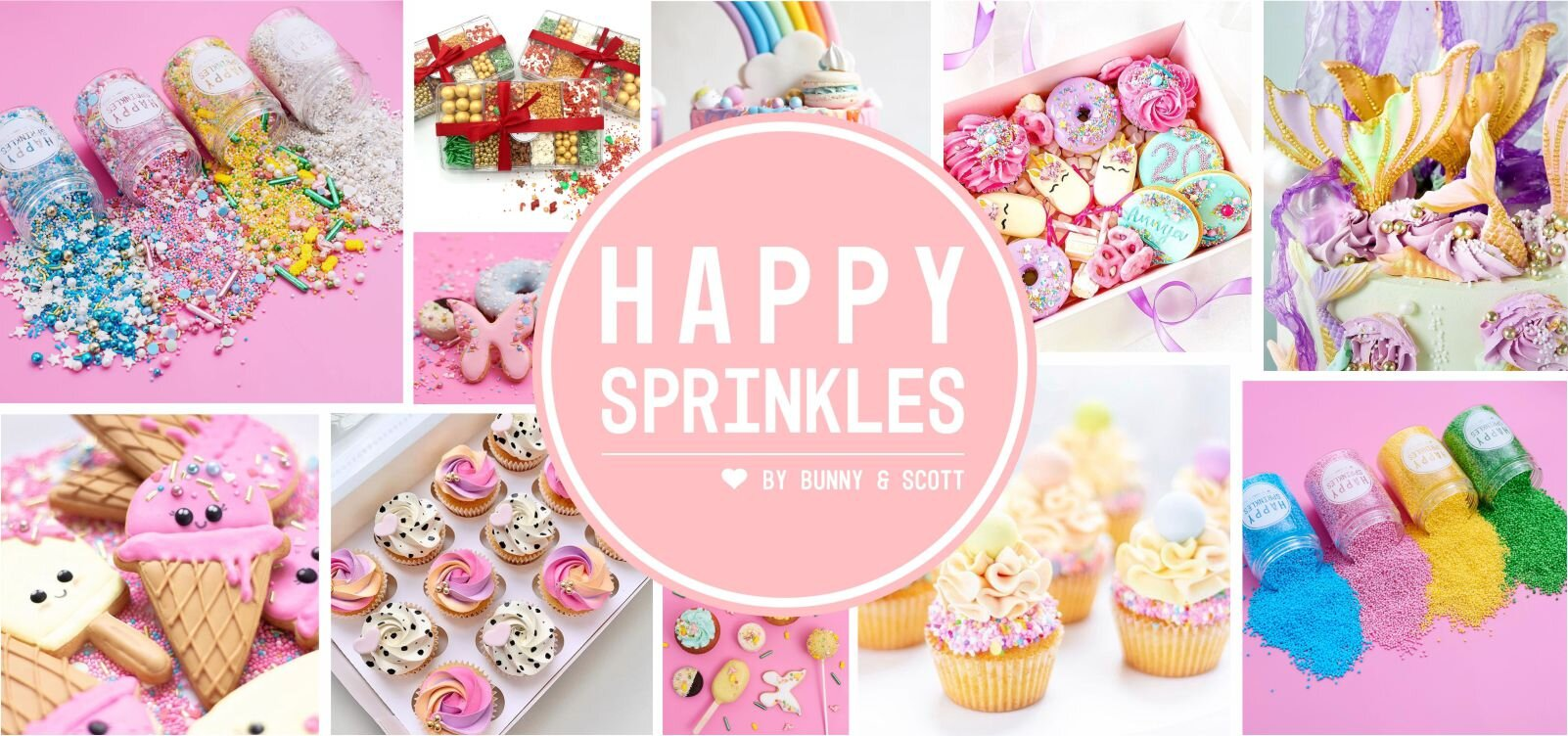 HAPPY SPRINKLES